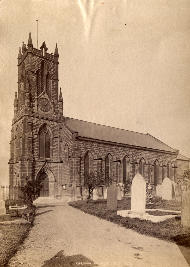 St Alban's Church, Earsdon