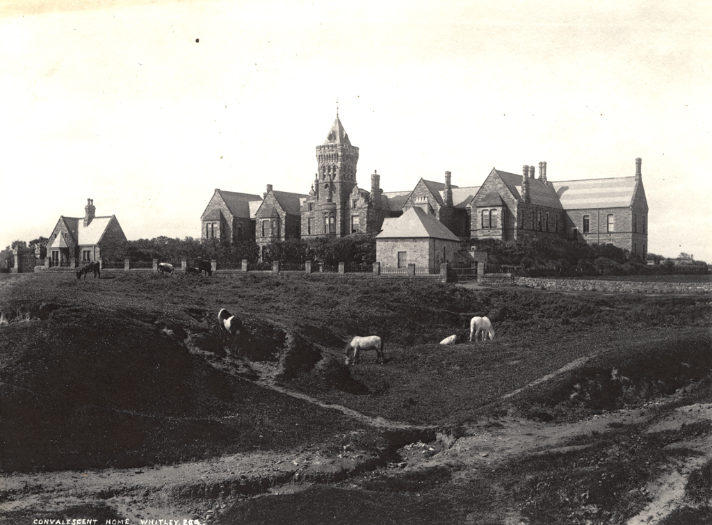 Prudhoe Convalescent Home, Whitley Bay