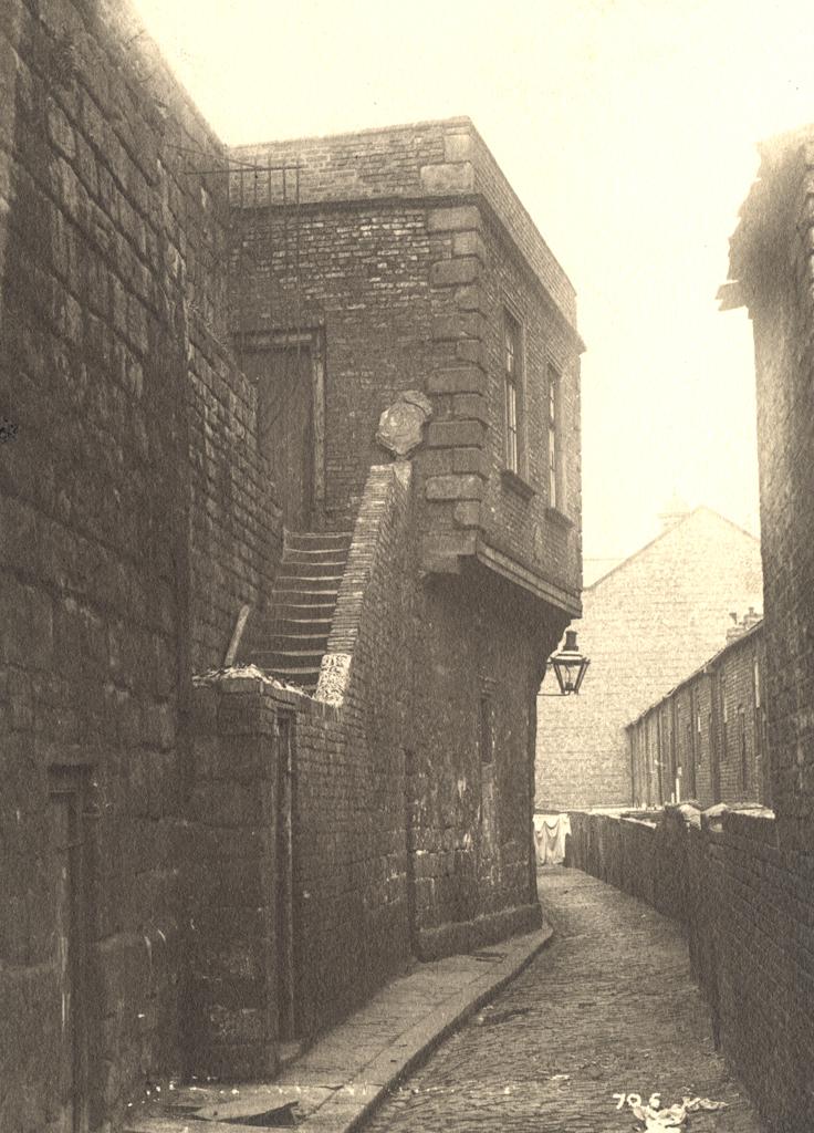 Morden Tower, Newcastle upon Tyne