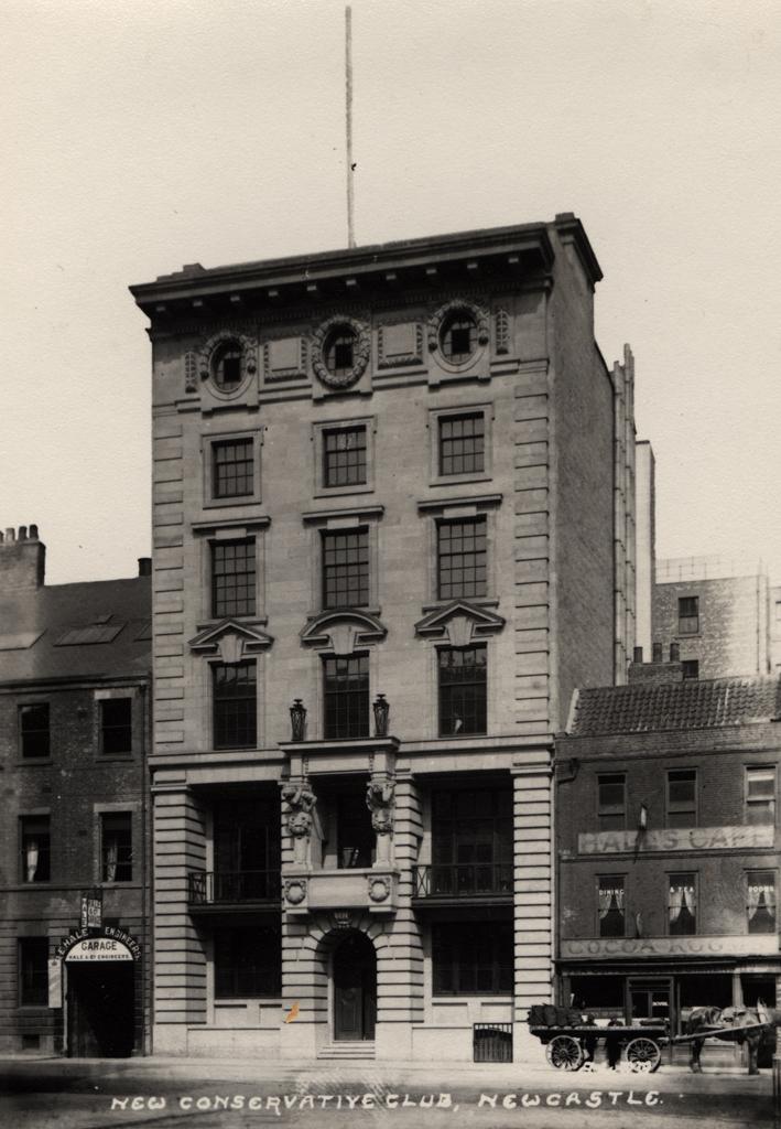 Conservative Club, Pilgrim Street