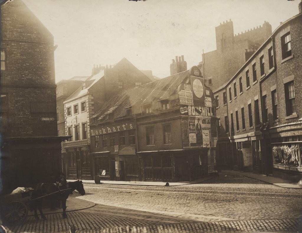 Cross St, Newcastle upon Tyne