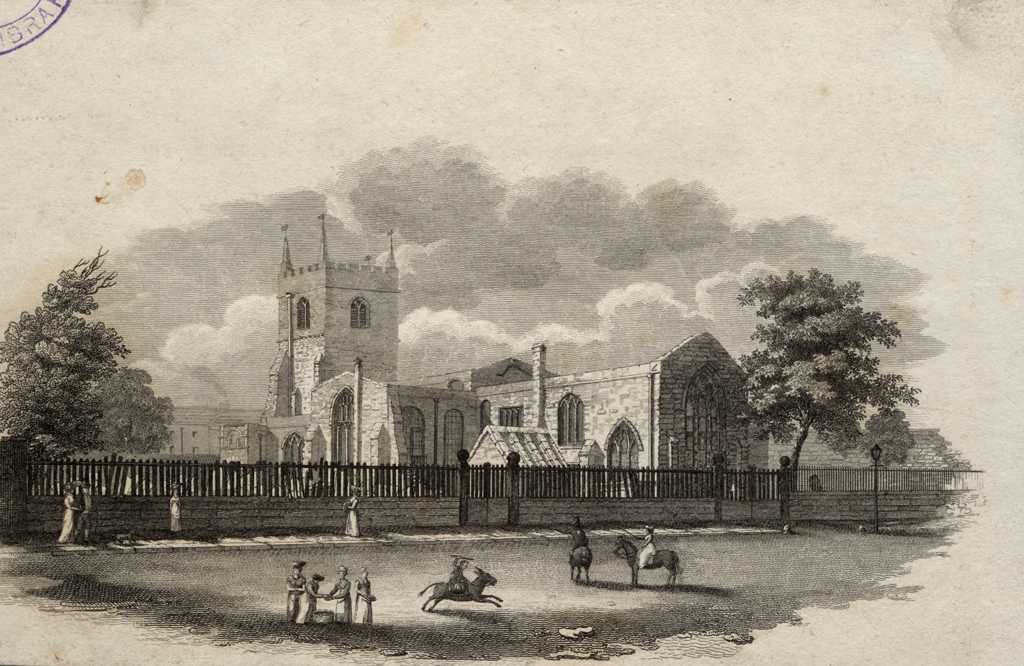St. Andrew's Chuch, Newcastle upon Tyne