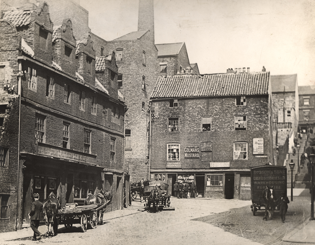 The Swirle, Newcastle-Upon-Tyne
