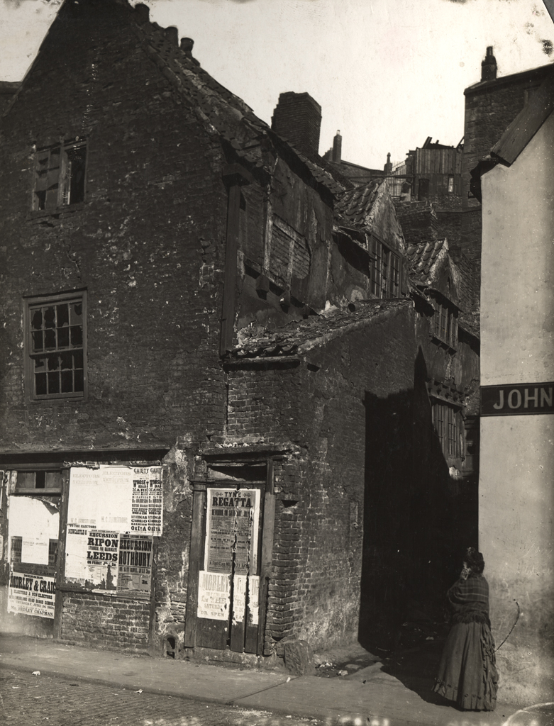 Tuthill Stairs, The Close, Newcastle upon Tyne