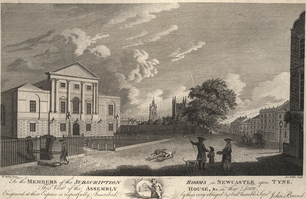 The Old Assembly Rooms, Newcastle upon Tyne