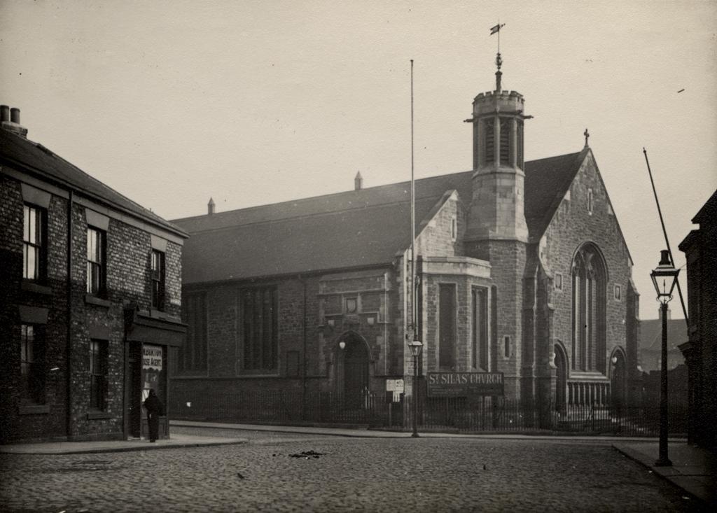 St. Silas' Church, Clifford Street, Byker