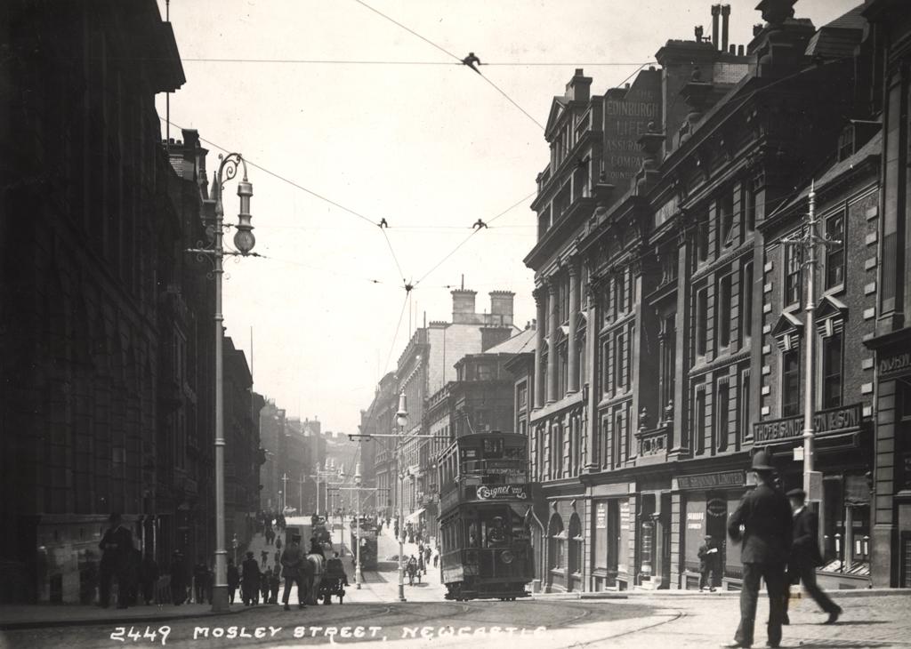 Mosley Street, Newcastle upon Tyne