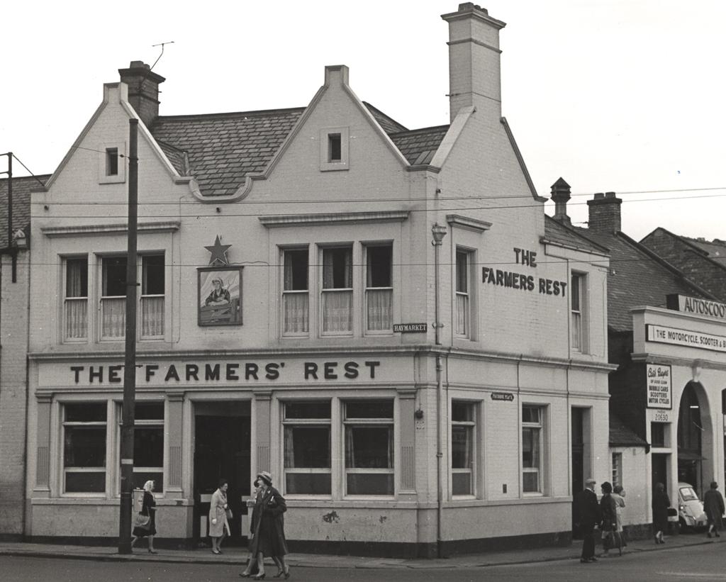 The Farmers Rest, Haymarket, Newcastle upon Tyne