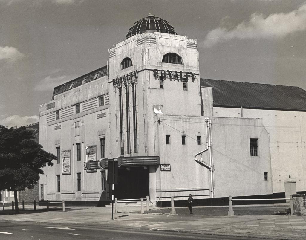 Royalty Cinema, High Street, Gosforth