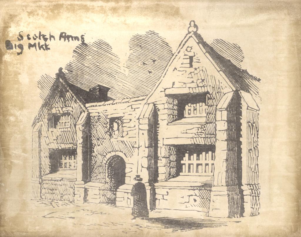 Scotch Arms Bigg Market, Newcastle upon Tyne