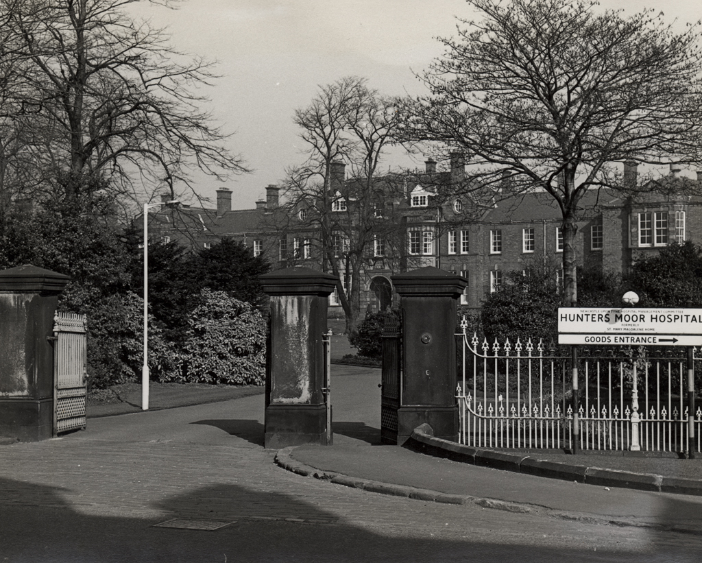 Hunters Moor Hospital, Hunters Road, Spital Tongues