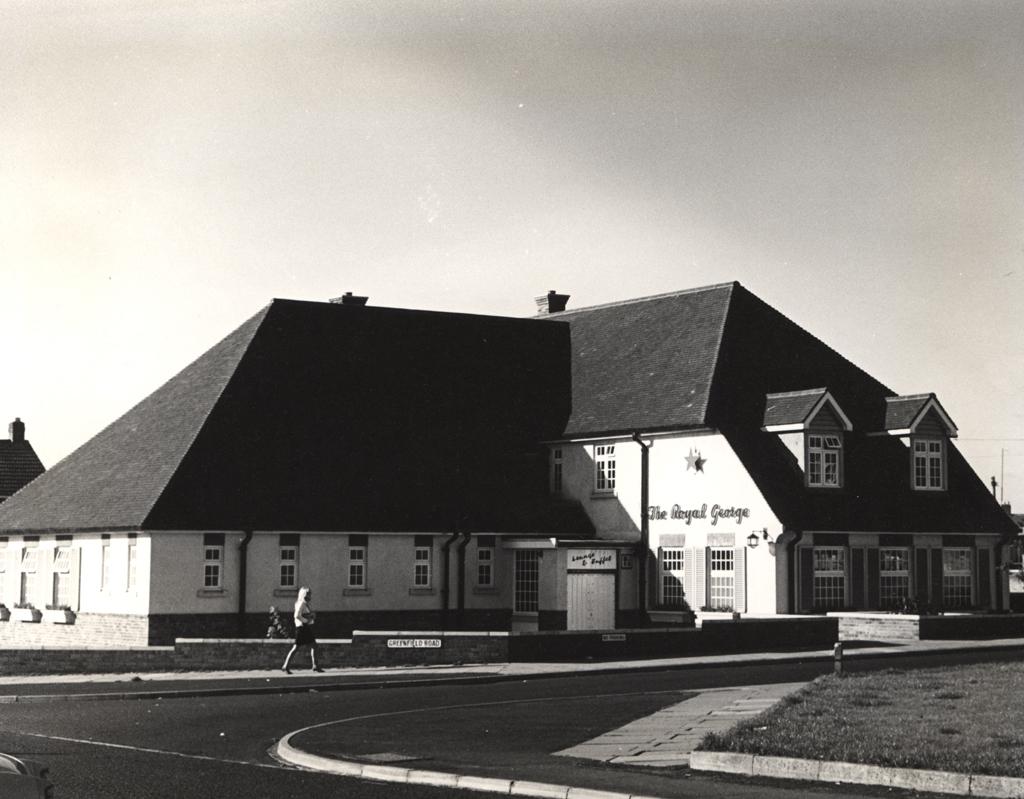 The Royal George, Brunton Park