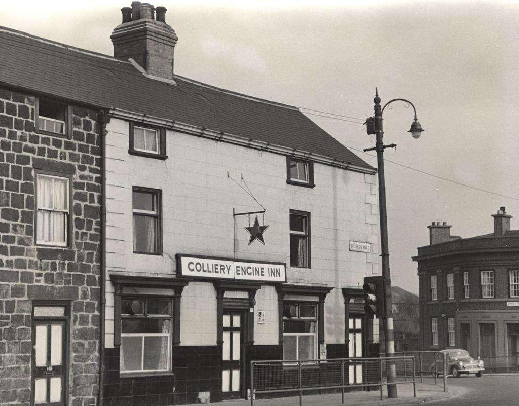 Colliery Engine Inn, Walkergate
