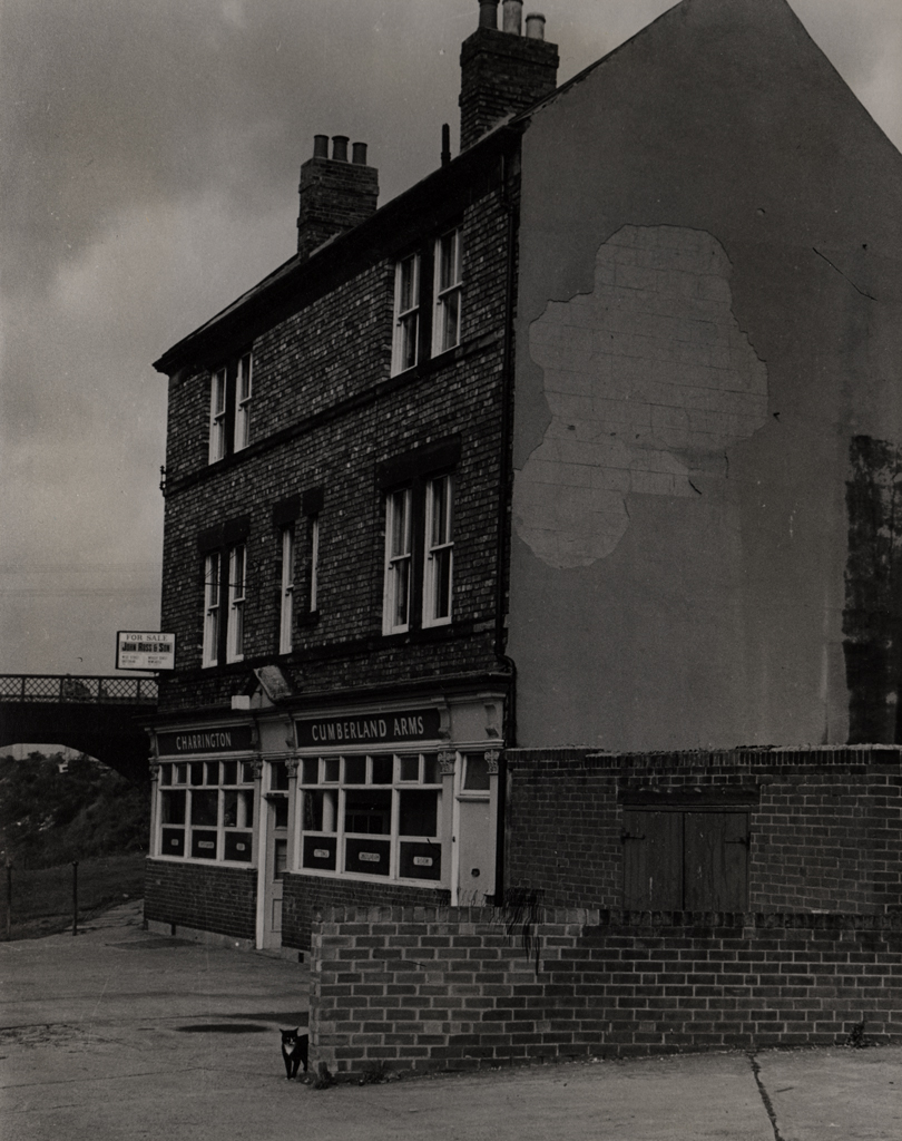 Cumberland Arms, off Byker Bridge, Byker, Newcastle Upon Tyne