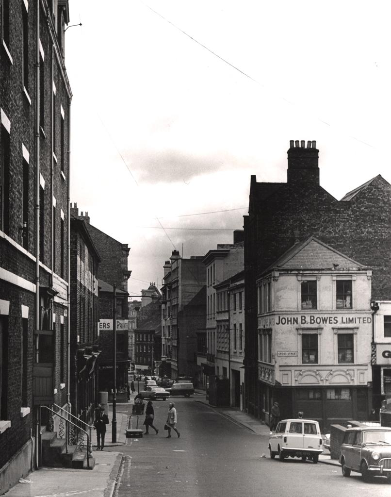Fenkle Street, Newcastle upon Tyne