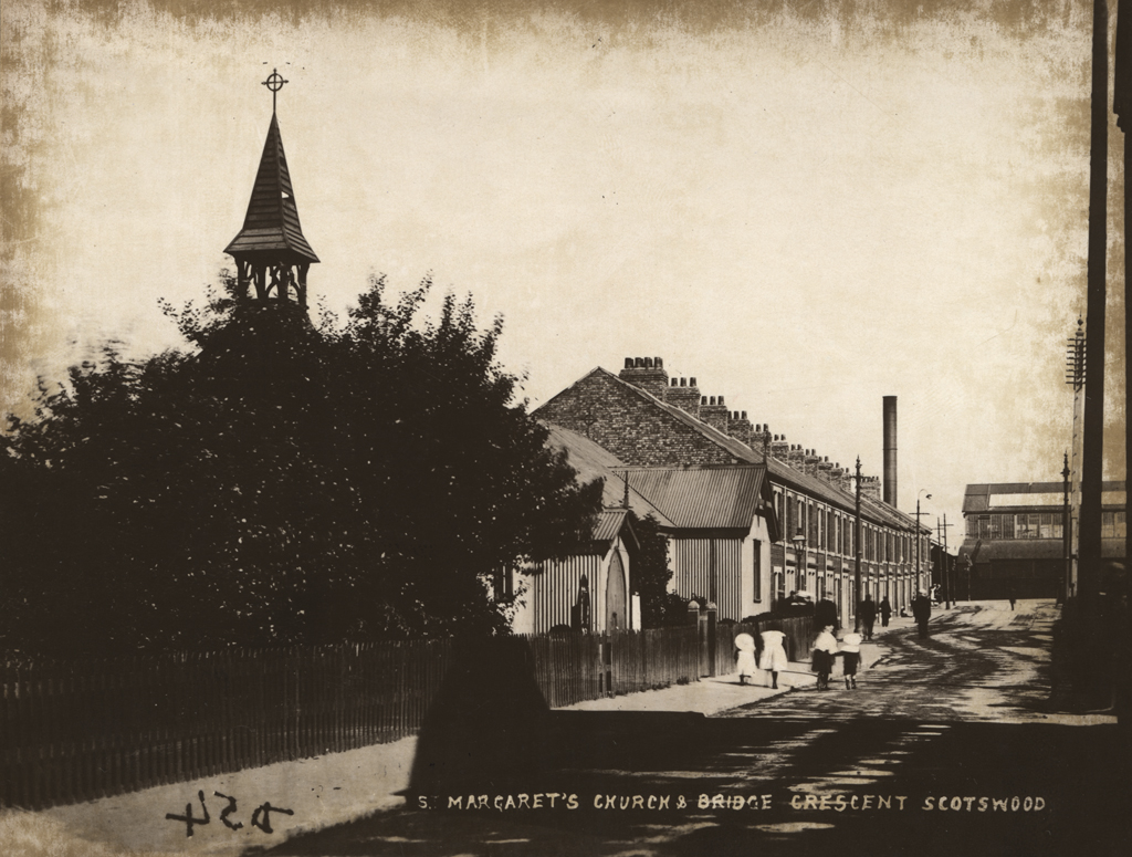 Bridge Crescent, Scotswood, Newcastle upon Tyne