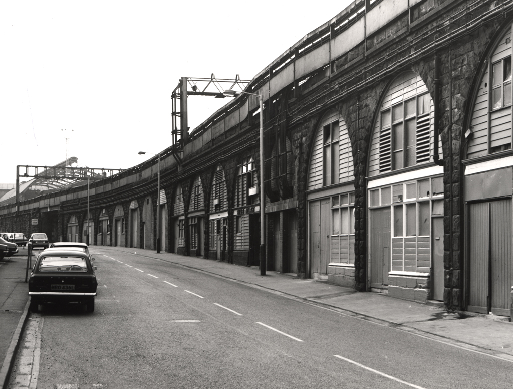 Forth Street, Newcastle upon Tyne
