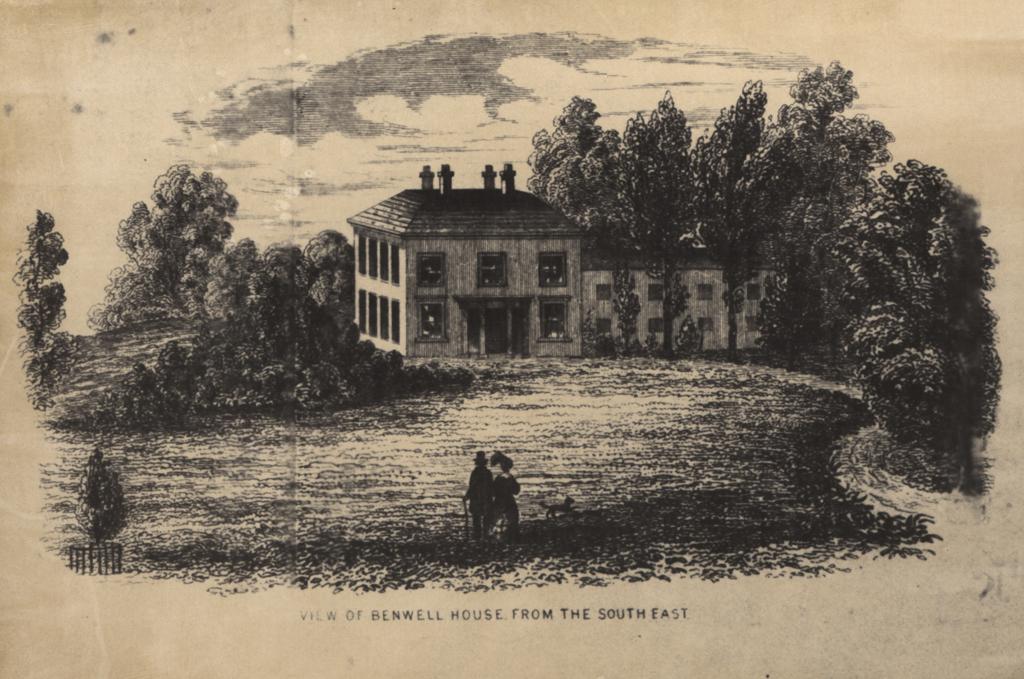 Benwell House, Benwell, Lane, Benwell