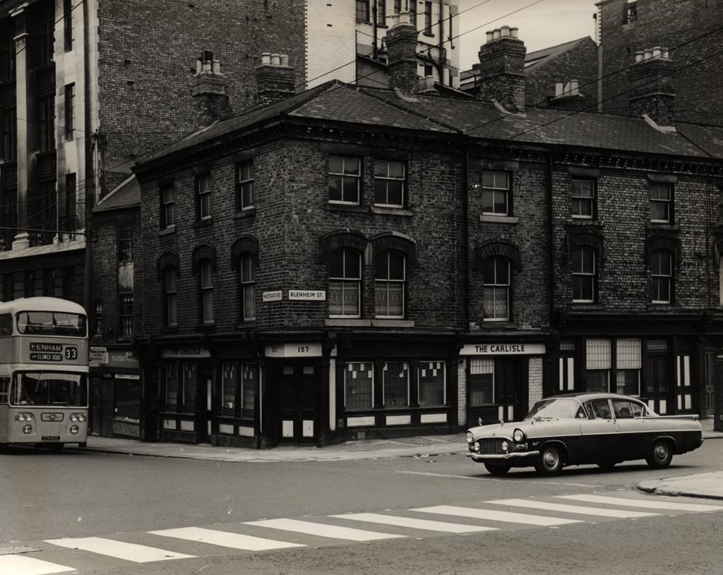 Blenheim Street, Newcastle upon Tyne