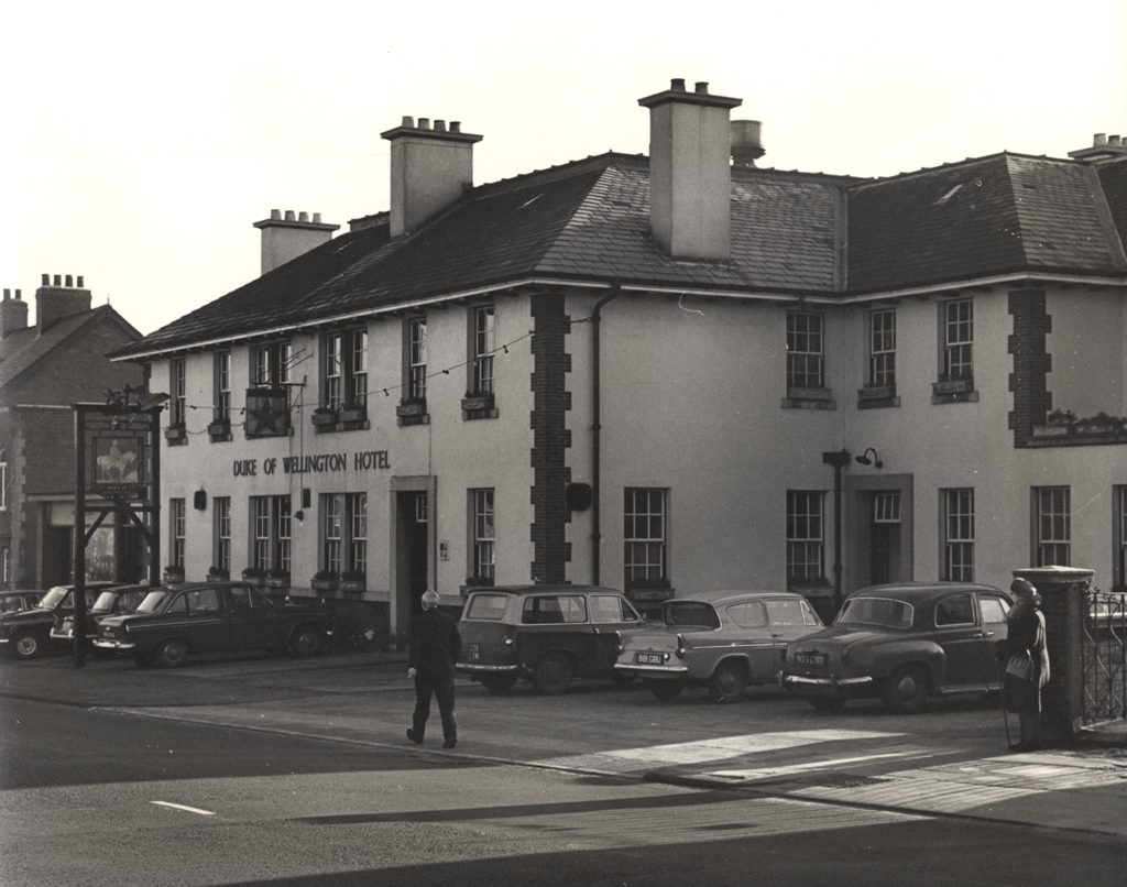 Duke of Wellington Hotel, Kenton Lane