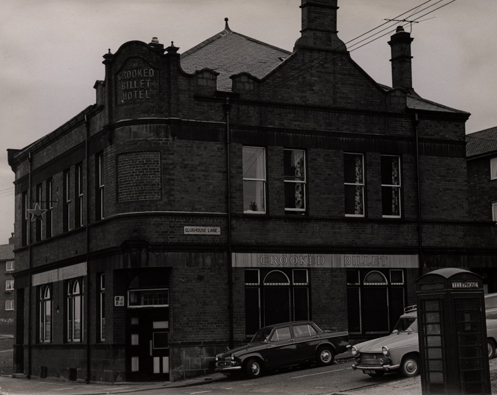 The Crooked Billet Hotel, Scotswood Road
