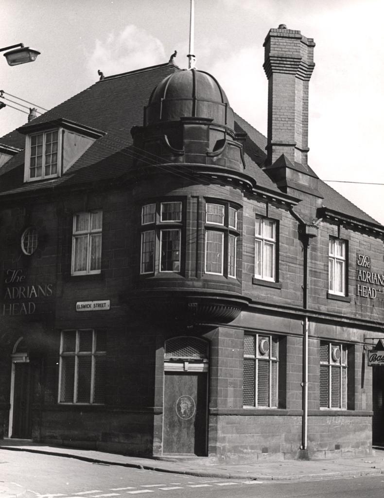 The Adrian's Head, Elswick Road