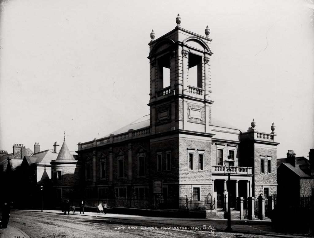 John Knox Church, Elswick Road/Beech Grove Road, Elswick