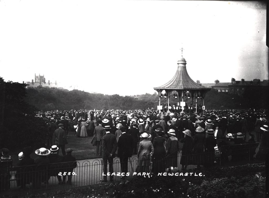 Leazes Park, Newcastle upon Tyne