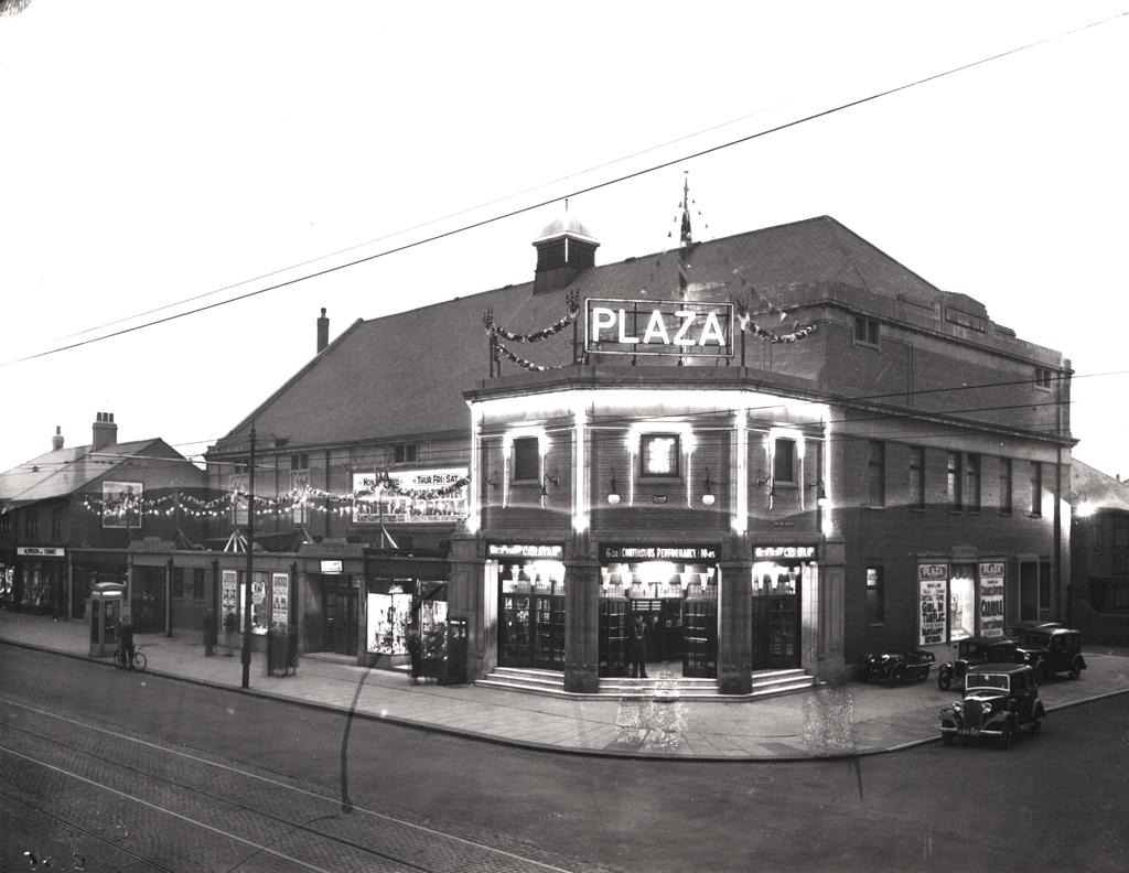 Plaza Cinema, Westgate Road/Gowland Ave, Fenham