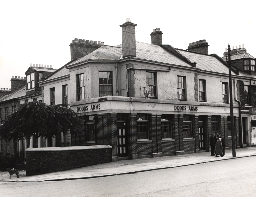 Dodds Arms, Elswick Road