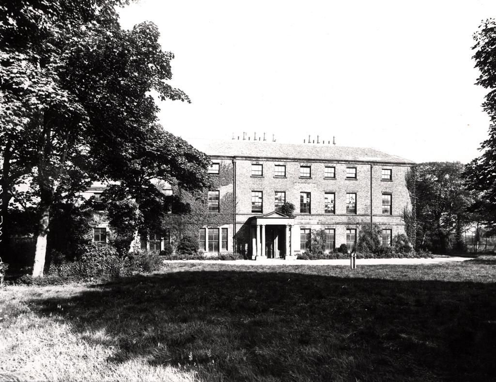 Sir G. B. Hunter Memorial Hospital (Wallsend Infirmary), Wallsend, North Tyneside, Tyne and Wear