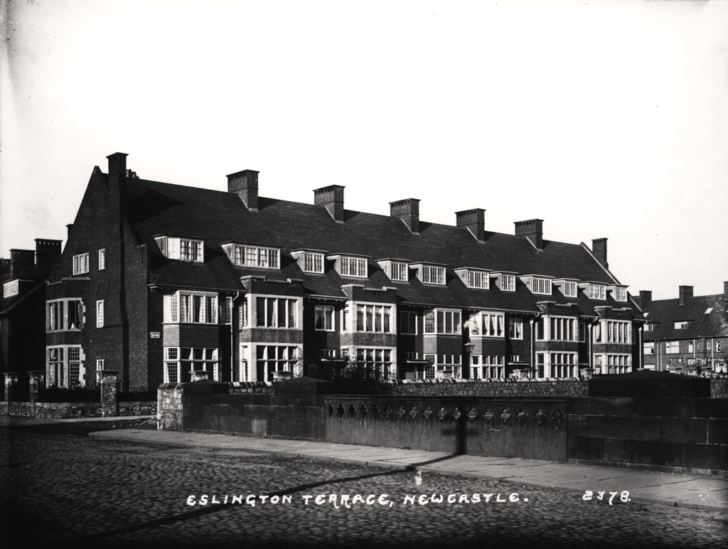 Eslington Terrace, Jesmond