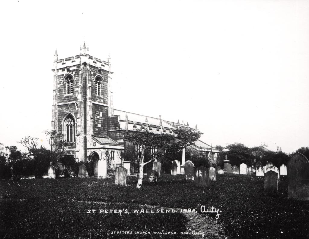 Wallsend, St.Peter's Church