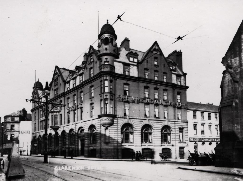Clarendon Hotel, Clayton Street West, Newcastle upon Tyne