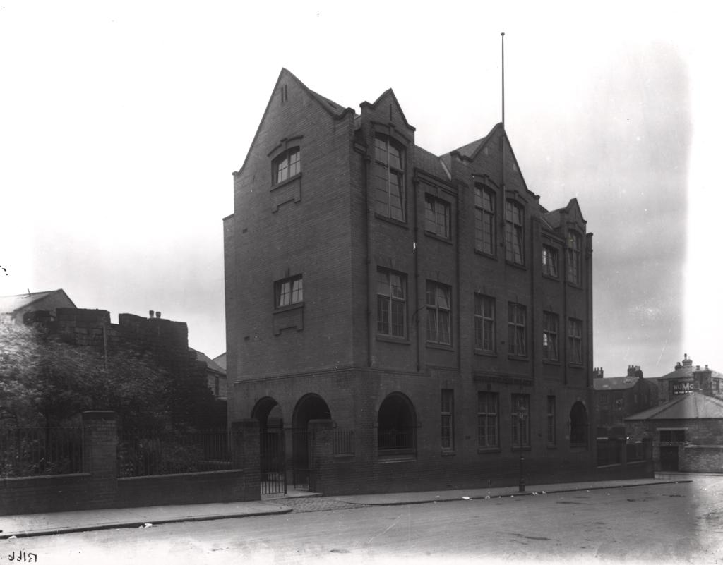 St. John's National School, Bath Lane, Newcastle upon Tyne