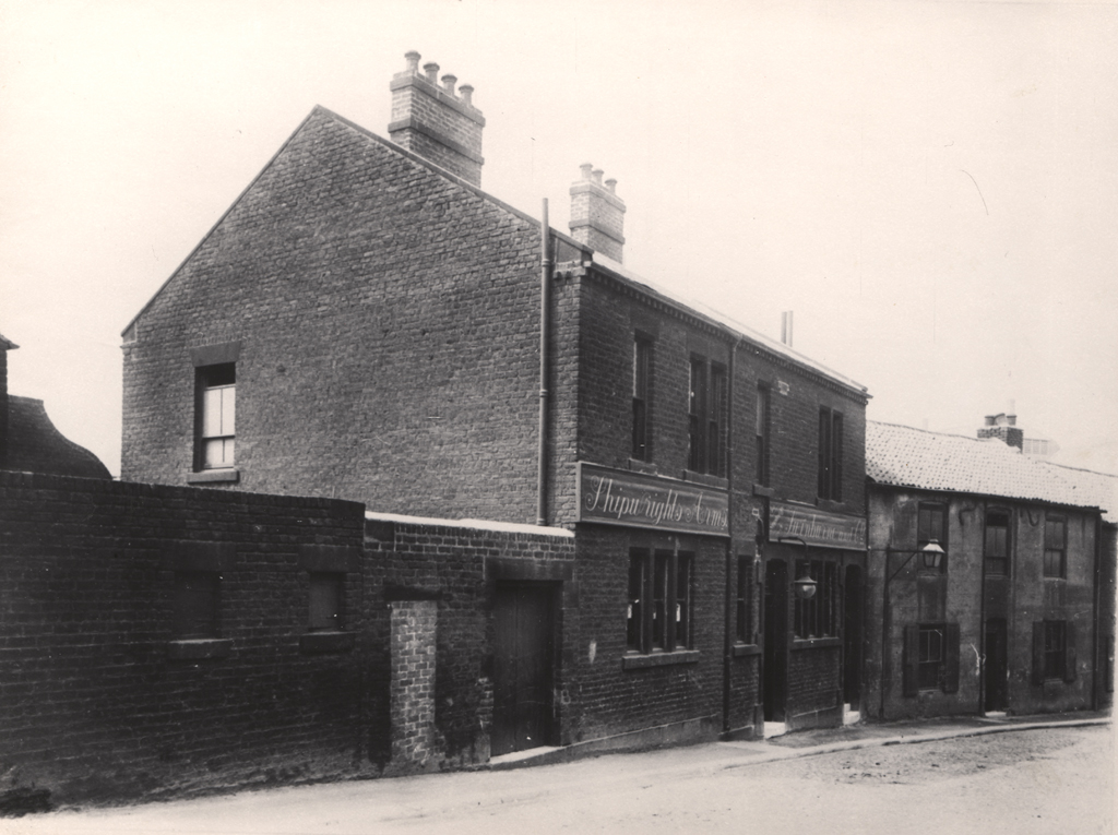 Shipwright's Arms, St Lawrence Road, Byker