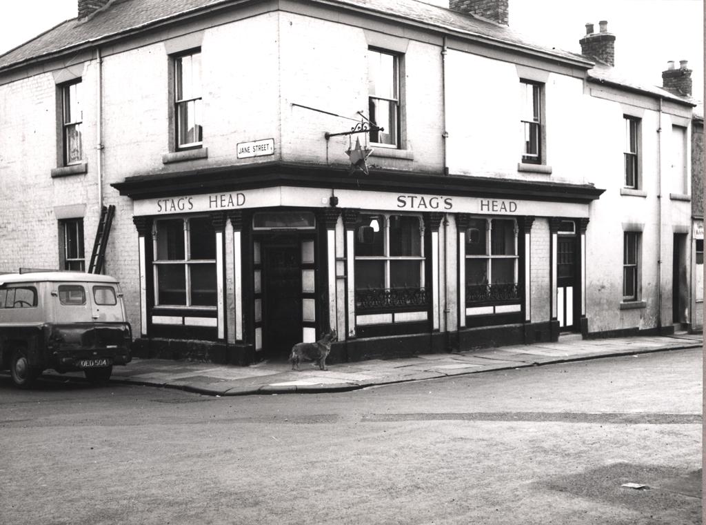 Stag's Head, Headlam Street, Byker