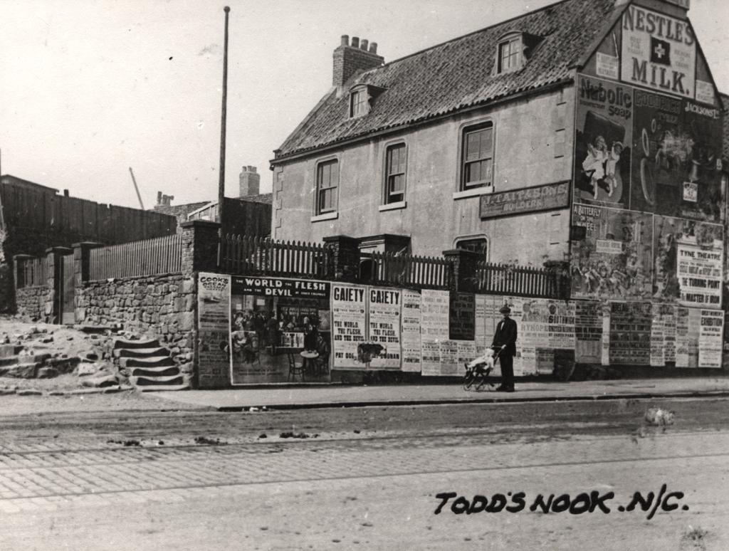 Todd's Nook, Fenham