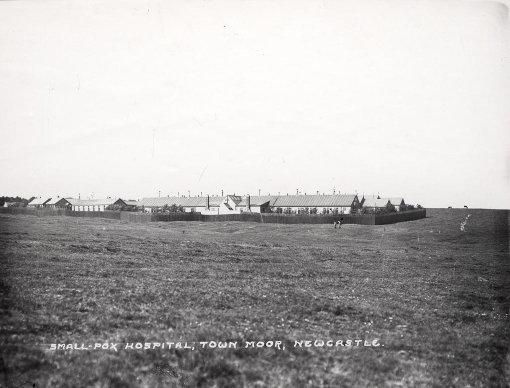 Smallpox Hospital, Town Moor, Newcastle upon Tyne