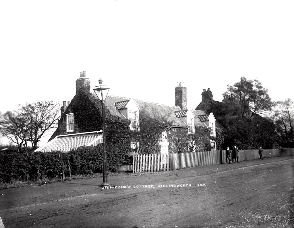George Stephenson's Cottage, Killingworth