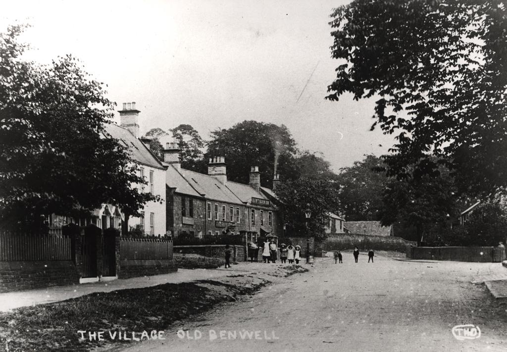 Benwell Village