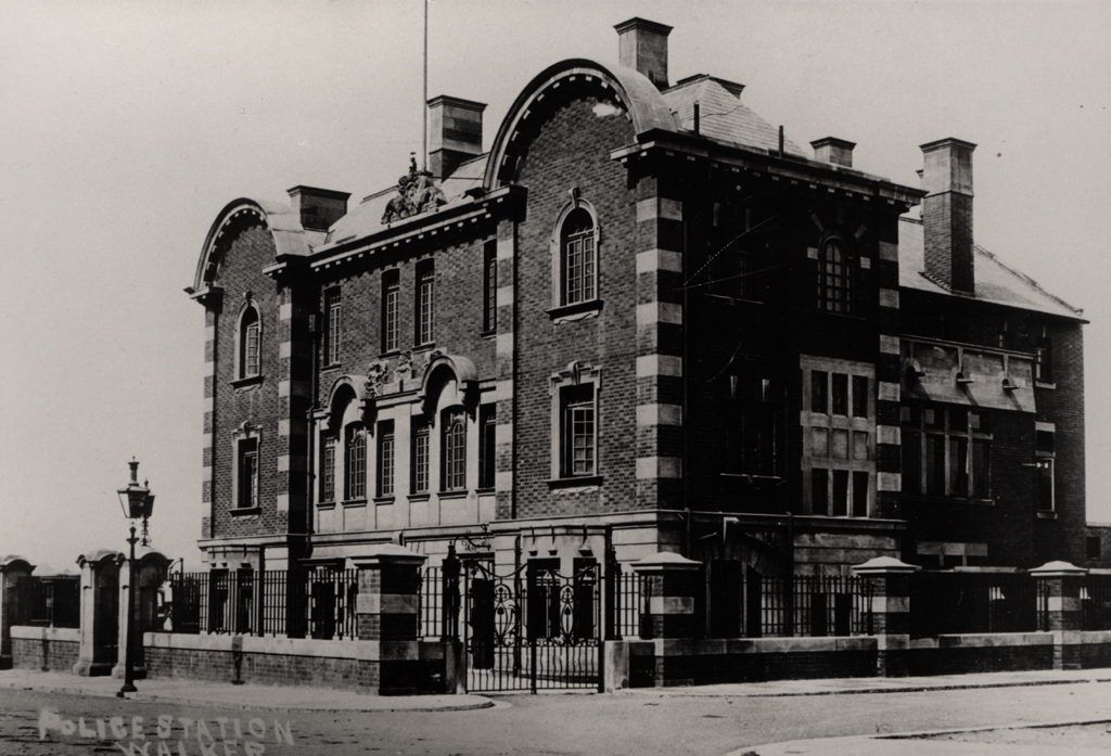 Wharrier Street Police Station, Walker