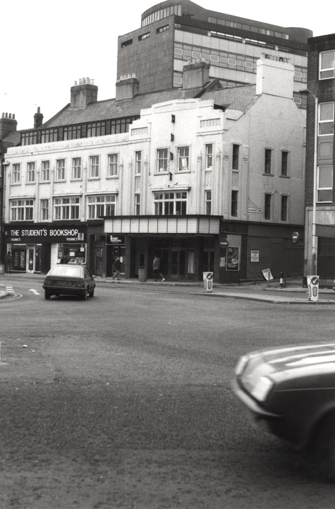 ABC (Haymarket) Cinema, Percy Street, Newcastle upon Tyne