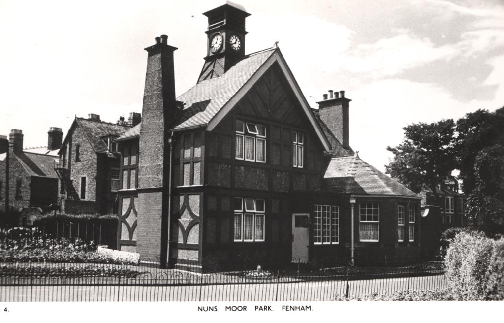 Nuns Moor Park, Fenham, Newcastle upon Tyne