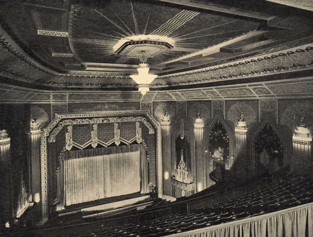 Odeon Cinema Pilgrim Street, Newcastle upon Tyne