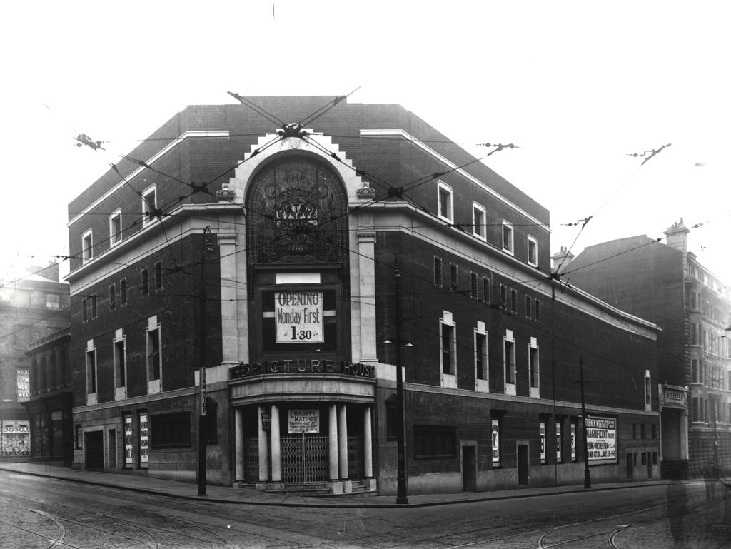 New Westgate Cinema, Westgate Road/Clayton Street, Newcastle upon Tyne