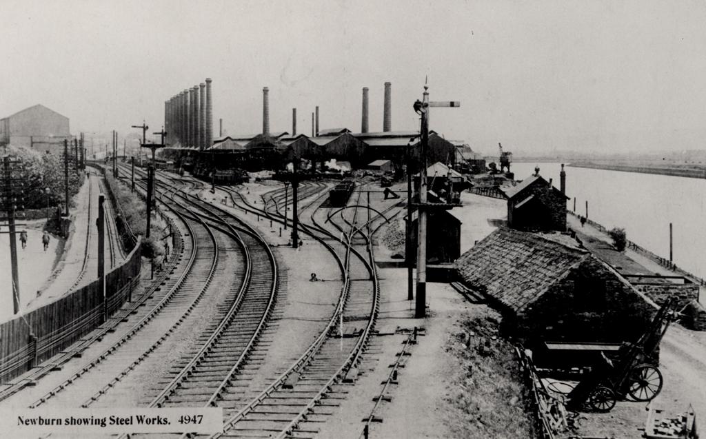 Spencer's Steel Works, Newburn