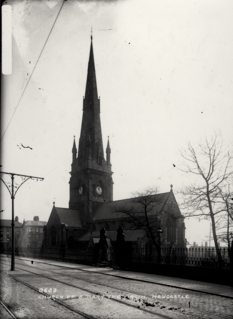 St. Mary the Virgin, Westmorland Road/Rye Hill, Elswick