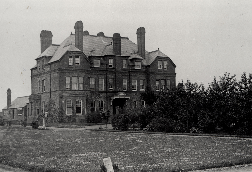 The City Hospital for Infectious Diseases, Walker