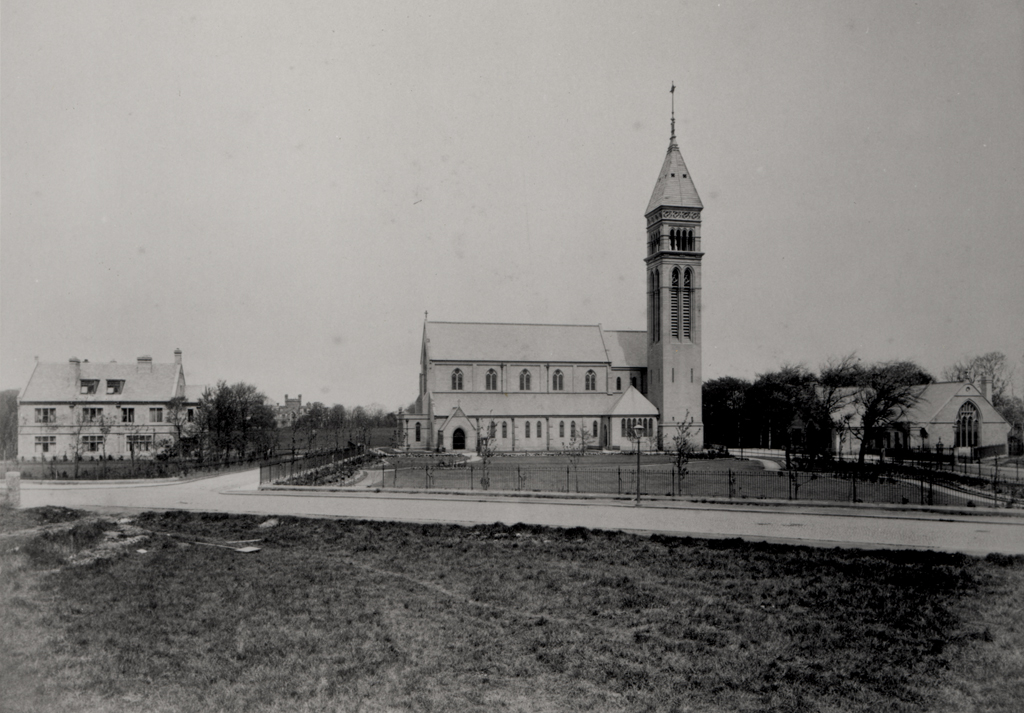 St. George's Church, Osborne Road, Jesmond